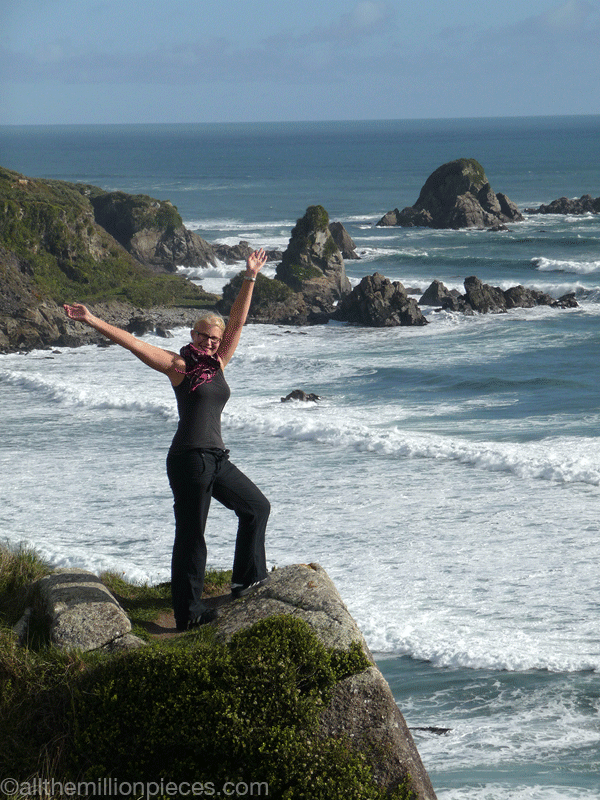Cape Foulwind, South Island, NZ, 2010