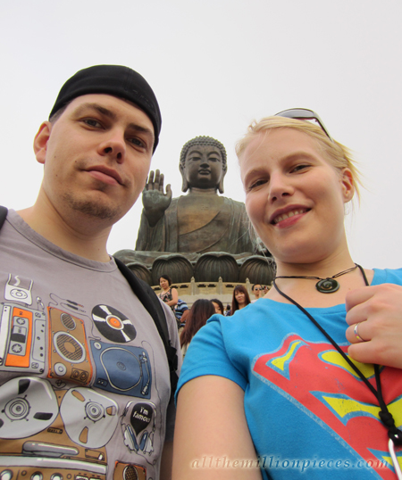 Hong Kong, Big Buddha