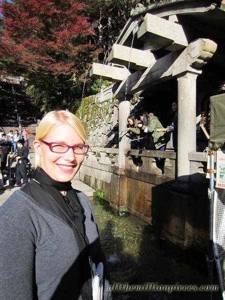 Kiyomizu-dera, toivomuslähde